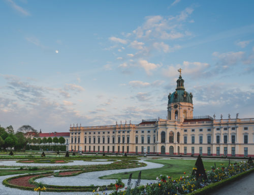 Unterwegs in Berlin: Charlottenburg
